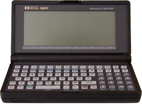 Hewlett-Packard 1000CX 2MB RAM