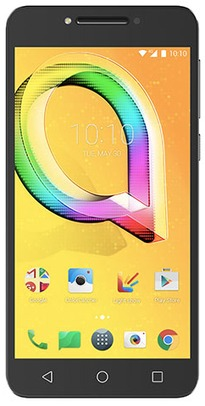 Alcatel A5 LED Dual LTE 5085N