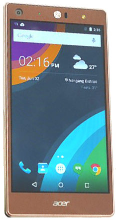 Acer Liquid X2 LTE Triple SIM S59 32GB