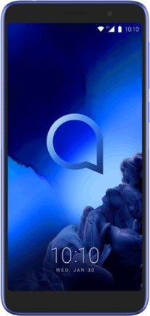 Alcatel 1X 2019 Dual SIM LTE EMEA 5008Y  (TCL 5008) Detailed Tech Specs