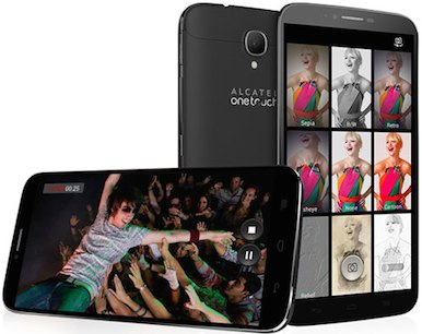 Alcatel One Touch Hero 2 OT-8030Y LTE-A