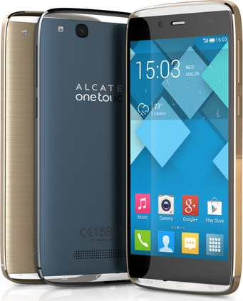 Alcatel One Touch Idol Alpha 6032A  (TCL S860)