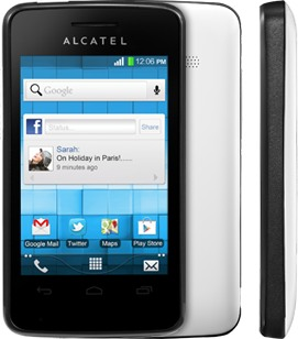 Alcatel One Touch Pixi OT-4007O