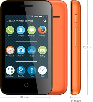 Alcatel One Touch Pixi 3 3.5 EMEA OT-4022X  (TCL 4009)
