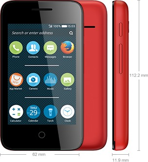 Alcatel One Touch Pixi 3 3.5 EMEA OT-4023X  (TCL 4009)