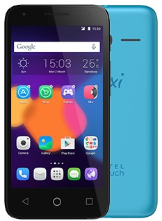 Alcatel One Touch Pixi 3 4.5 3G 4027A