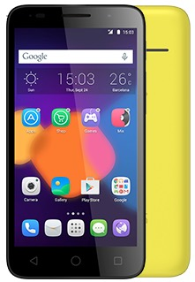 Alcatel One Touch Pixi 3 5.0 3G 5015X