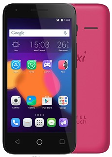 Alcatel One Touch Pixi 3 4.5 LTE Dual SIM 5017E