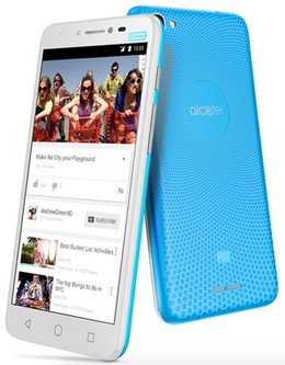 Alcatel One Touch Pixi 4 Plus Power Dual SIM