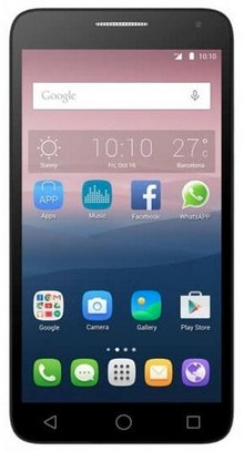 Alcatel One Touch Pop 3 5.5 LTE Dual SIM 5054D