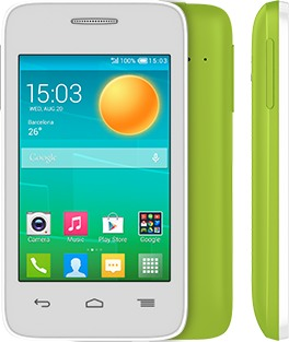 Alcatel One Touch POP D1 Dual SIM 4018E