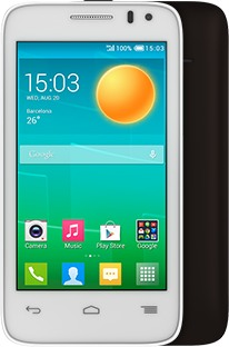 Alcatel One Touch POP D3 4036E Dual SIM DTV