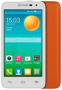 Alcatel One Touch POP D5 5038E Dual SIM