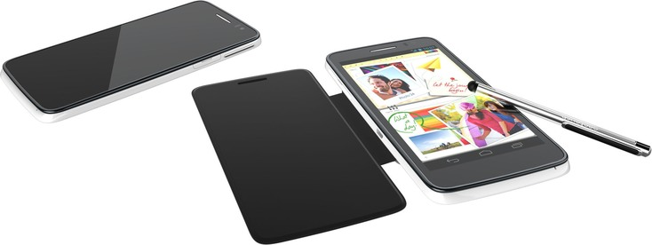 Alcatel One Touch Scribe HD OT-8008D  (TCL Y900)