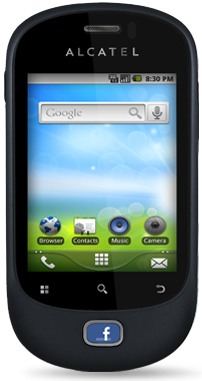 Alcatel One Touch OT-908F
