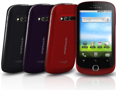 Alcatel One Touch OT-990A