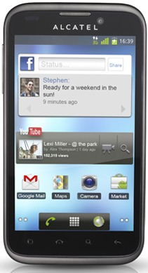 Alcatel One Touch OT-995 Ultra
