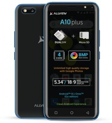 Allview Young A10 Plus Dual SIM