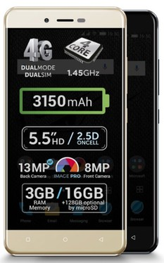 Allview V2 Viper Xe Dual SIM TD-LTE Detailed Tech Specs