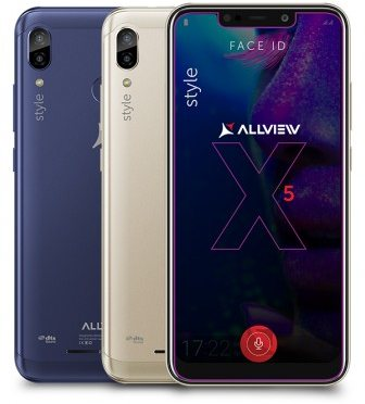 Allview X5 Soul Style Global Dual SIM TD-LTE