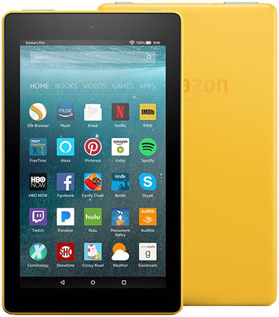 Amazon Fire 7 7th gen WiFi 16GB