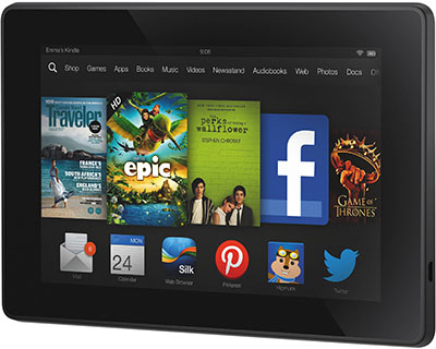 Amazon Fire HD 7 4th gen WiFi 8GB