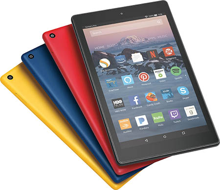 Amazon Fire HD 8 7th gen WiFi 32GB