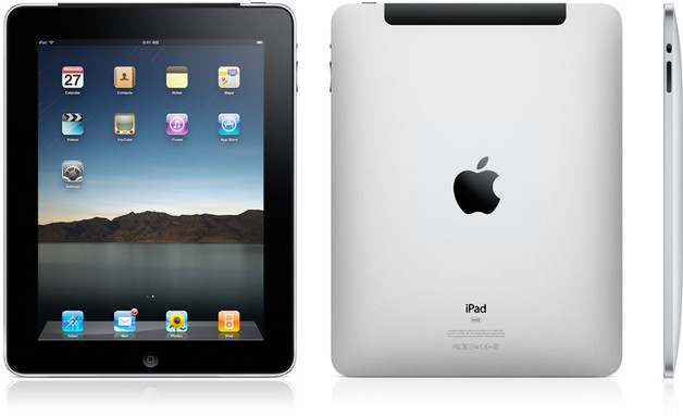 Apple iPad WiFi A1219 16GB  (Apple iPad 1,1)