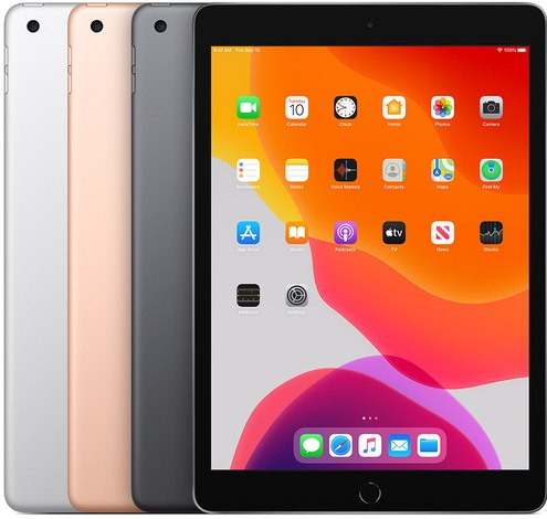 Apple iPad 10.2-inch 2019 7th gen A2200 Global TD-LTE 32GB  (Apple iPad 7,12)