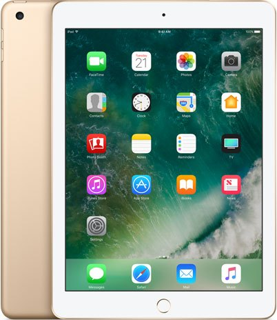 Apple iPad 9.7-inch 2017 5th gen A1822 WiFi 32GB  (Apple iPad 6,11)