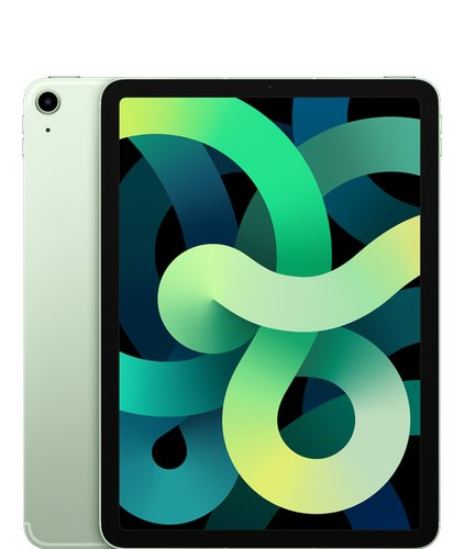 Apple iPad Air 4th gen 2020 TD-LTE JP TW HK A2072 64GB  (Apple iPad 13,2) Detailed Tech Specs