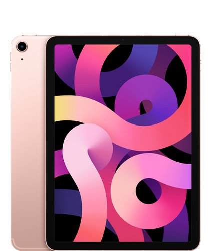 Apple iPad Air 4th gen 2020 TD-LTE JP TW HK A2072 256GB  (Apple iPad 13,2)