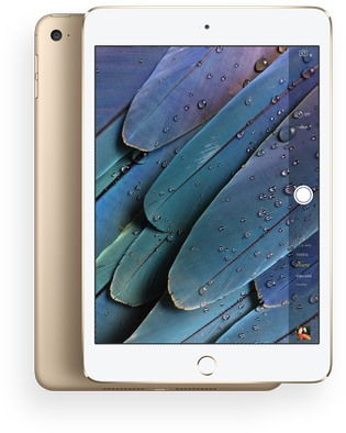 Apple iPad Mini 4 TD-LTE A1550 128GB  (Apple iPad 5,2)