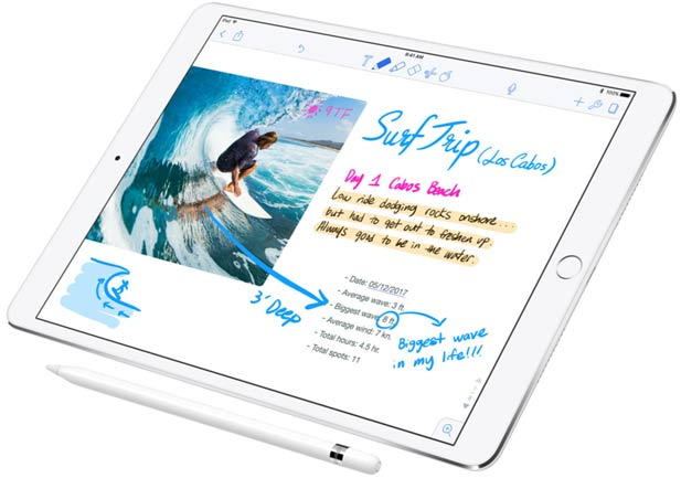 Apple iPad Pro 12.9-inch 2017 2nd gen A1670 WiFi 512GB  (Apple iPad 7,1)