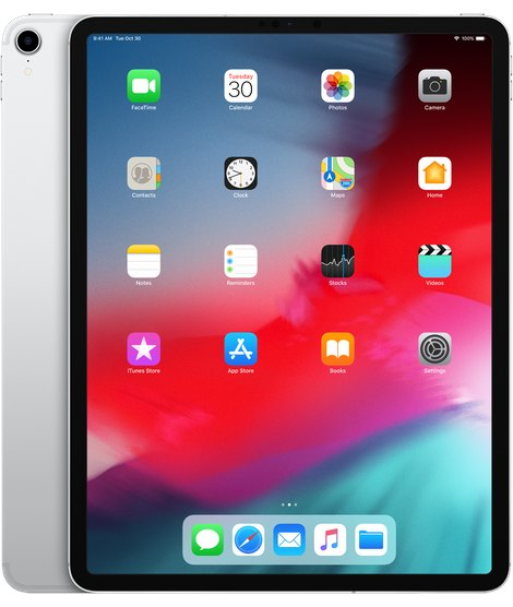 Apple iPad Pro 12.9-inch 2018 3rd gen A1876 WiFi 1TB  (Apple iPad 8,6)