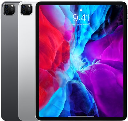 Apple iPad Pro 12.9-inch 2020 4th gen A2233 TD-LTE CN 256GB  (Apple iPad 8,12)