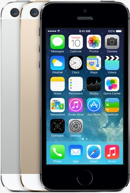Apple iPhone 5s TD-LTE A1518 16GB  (Apple iPhone 6,2)