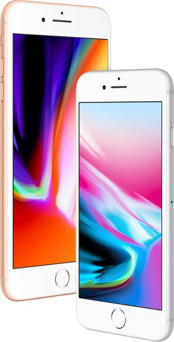 Apple iPhone 8 Plus A1897 TD-LTE 128GB  (Apple iPhone 10,5)