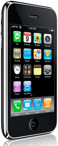 Apple iPhone 3G CU A1324 8GB  (Apple iPhone 1,2)