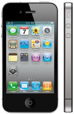 Apple iPhone 4 A1332 16GB  (Apple iPhone 3,1)