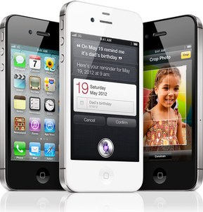 Apple iPhone 4S A1387 32GB  (Apple iPhone 4,1)