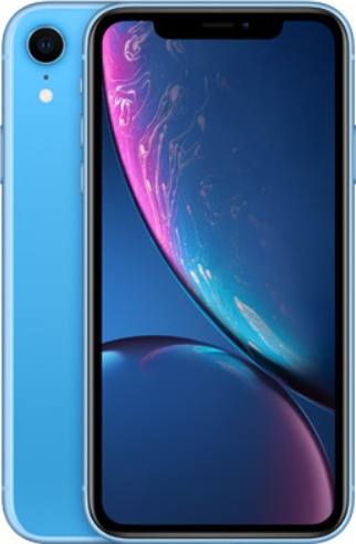 Apple iPhone XR A1984 TD-LTE NA 256GB  (Apple iPhone 11,8)