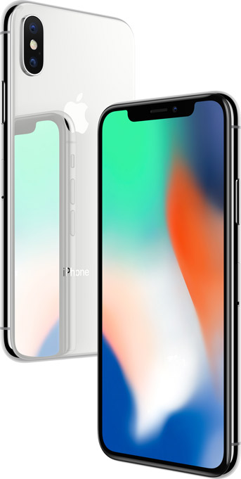 Apple iPhone X A1901 TD-LTE 64GB  (Apple iPhone 10,6)