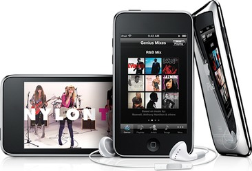 Apple iPod touch 3rd generation A1318 64GB  (Apple iPod 3,1)