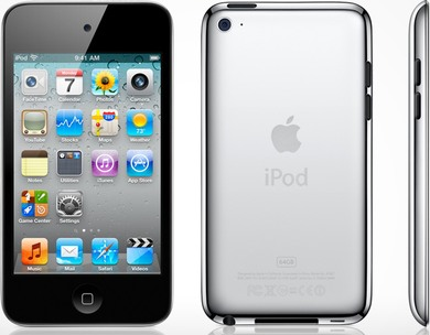 Apple iPod touch 4th generation A1367 16GB  (Apple iPod 4,1)