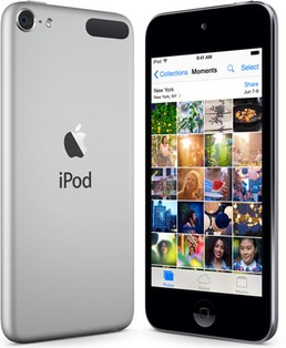 Apple iPod touch 6th generation A1574 128GB  (Apple iPod 7,1)