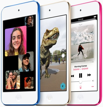 Apple iPod touch 2019 7th generation A2178 32GB  (Apple iPod 9,1) Detailed Tech Specs