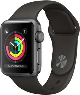 Apple Watch Series 3 38mm TD-LTE CN A1890 / A1970  (Apple Watch 3,1)