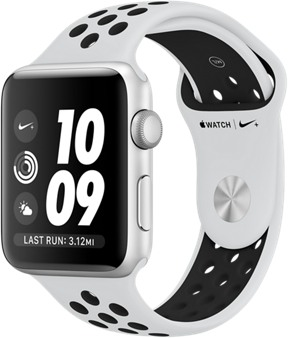 Apple Watch Series 3 Nike+ 42mm TD-LTE NA A1861  (Apple Watch 3,2)