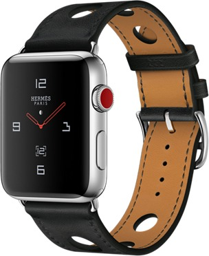Apple Watch Series 3 Hermes 42mm TD-LTE NA A1861  (Apple Watch 3,2)